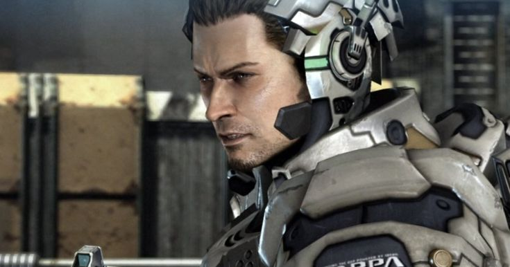 Shinji Mikami's classic cover shooter Vanquish is now backward compatible on Xbox One