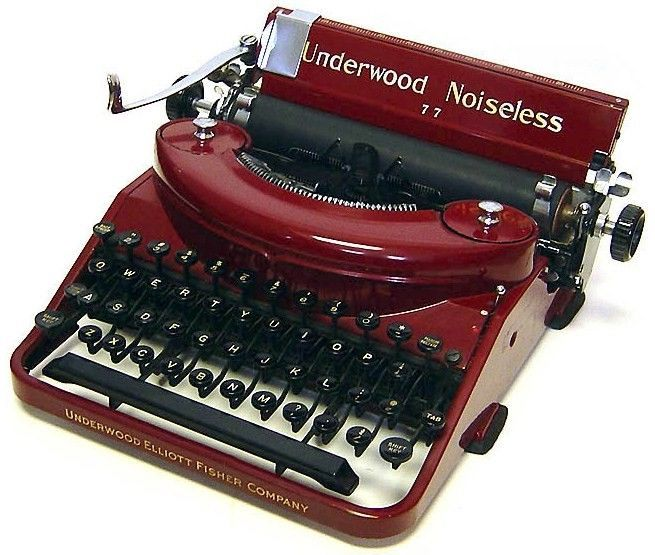 antique typewriter - Google Search