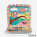 Lots of cute owl things - good for a future nursery?