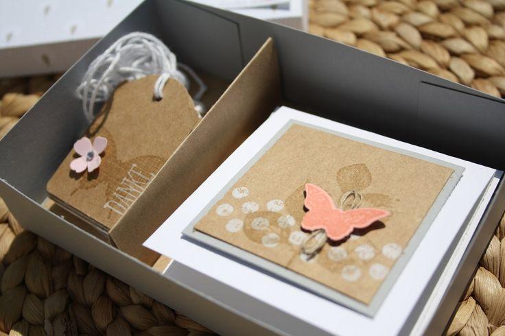 Danielas Stempelwelt: Geschenkbox mit Anleitung