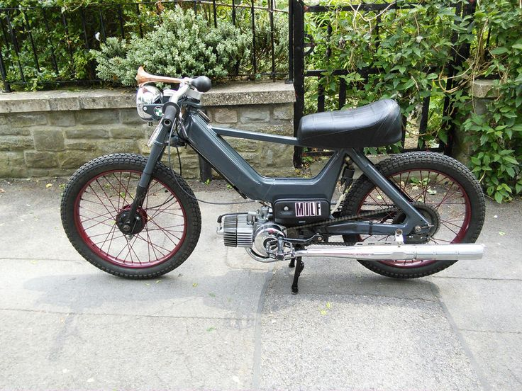 FOR SALE! Puch Maxi Moped 50cc Café Racer http://cgi.ebay.co.uk/ws/eBayISAPI.dll?ViewItemitem=121376715241