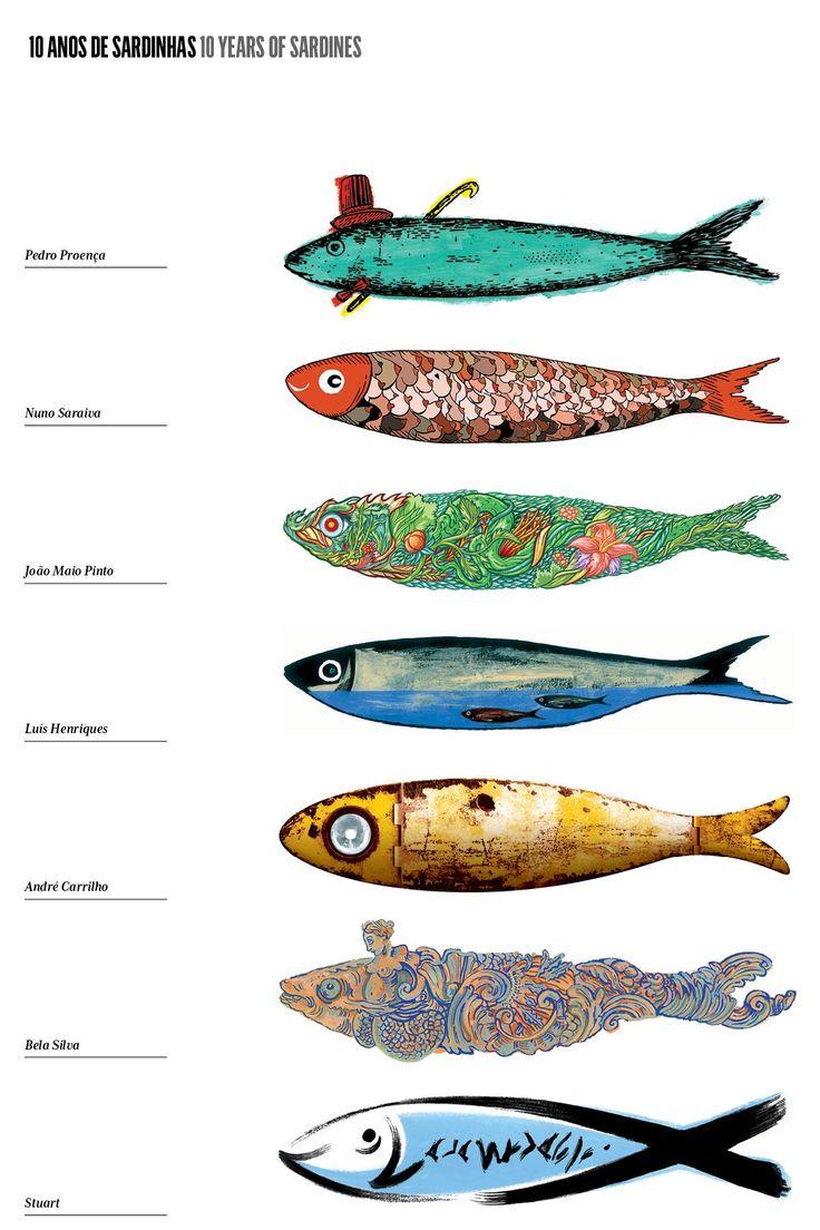 10 years of sardines - Lisbon June Festivities. -  Concurso Sardinhas Festas de Lisboa
