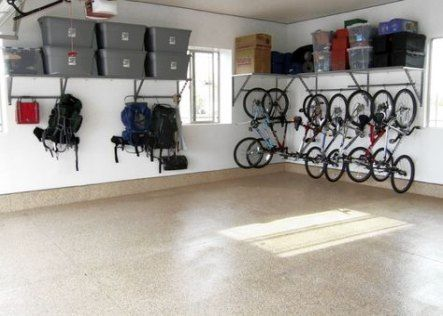 18 trendy bike storage garage wall shelves