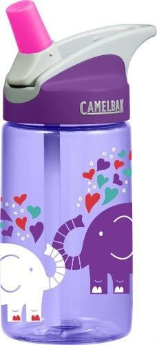 Camelbak Eddy Kid's BPA-Free Bottle 12oz (0.4L)