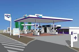 Elinoil Petrol Station