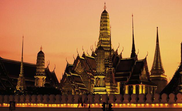 Gran Palacio Real - Bangkok - Tailandia
