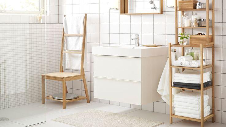 La rentrée, synonyme de renouveau, nous donne des envies de déco ! Et si vous commenciez par revoir l'agencement de votre salle de bains ? Souvent ...