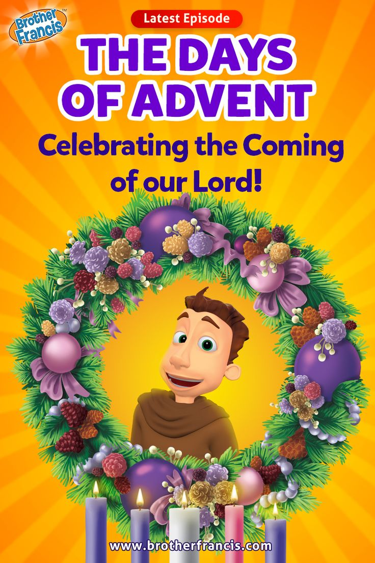 Brother francis dvd ep 17 the days of advent celebrate