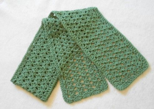 Crochet Scarf Pattern Easy Quick : 198 best images about Beginner Crochet Tutorials on ...