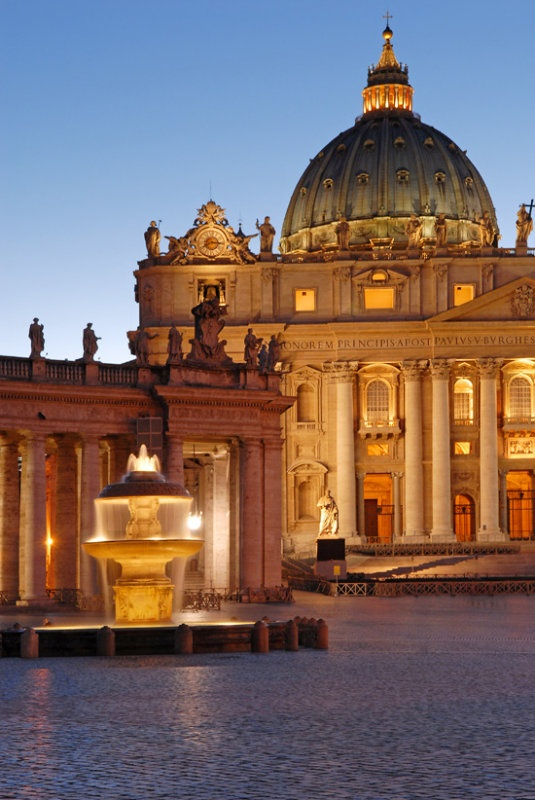 St. Peter's Basilica, Roma
