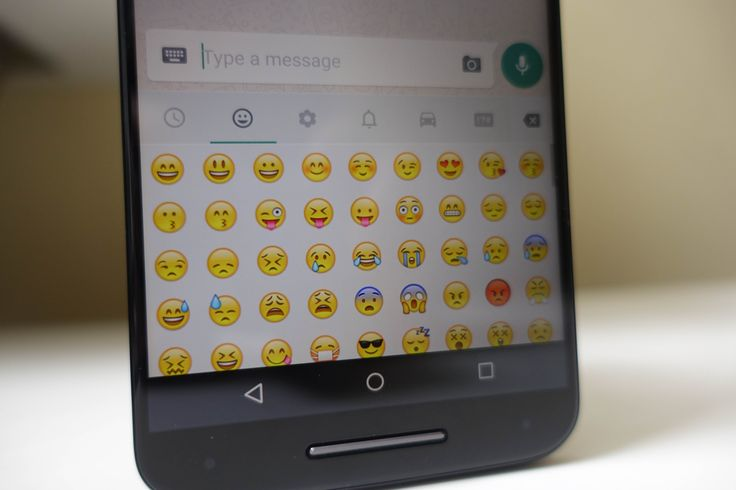 Is Cross-Platform Emoji Miscommunication a Real Issue? #Android #CES2016 #Google