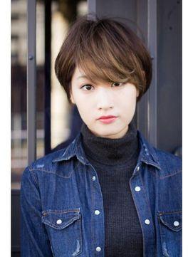 【おしゃかわ☆】女性ヘアスタイル ショートパーマ画像一覧 - NAVER まとめ