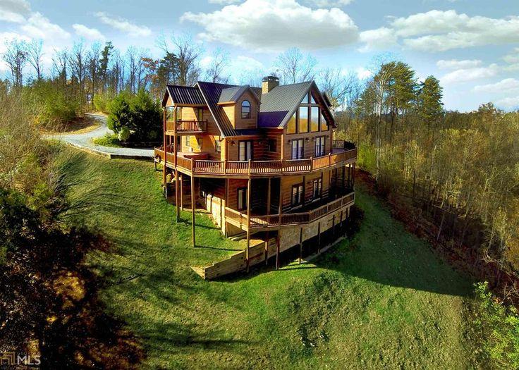 13 best vacation spot images on pinterest vacation for Sundance cabin rentals blue ridge ga