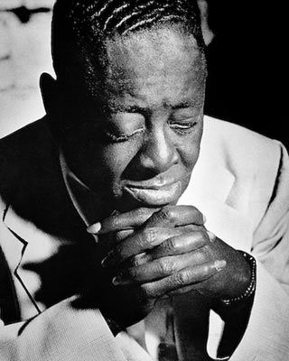 Art Tatum, one of the most brilliant jazz pianist of all time.