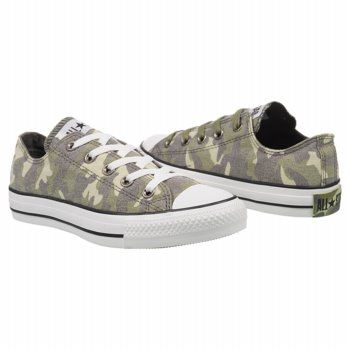camo Converse - Got these for $20 at famous footwear!  love them!