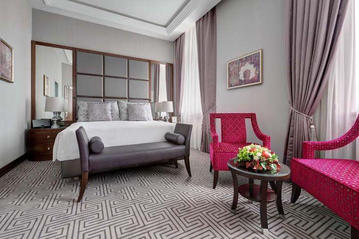 Marriott International – признанный лидер мирового гостиничного рынка.
