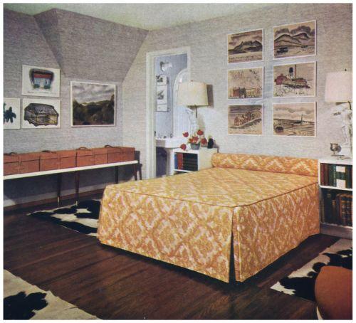 182 Best 1950s Bedroom Images On Pinterest