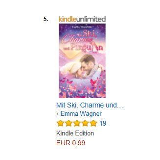 kreiiiiiiiisch Schnappatmung! Platz 5! =D <3 =D Ich fass es nicht! Ihr seid die Größten! Danke! Danke! Danke!  <3 <3 <3  Ein besseres Grippemittel gibt es nicht! =D #Amazon #Charts #Ranking #Platz5