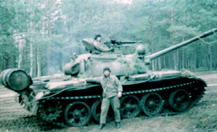 East German T-55A
