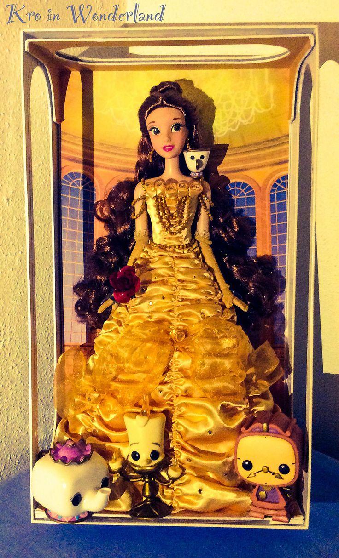Belle Limited Edition Doll Princess Belle Pinterest