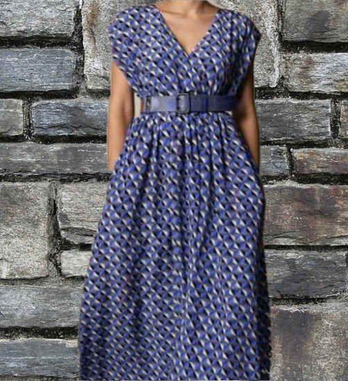 Gkkreativ Maxi Kleid Sewing Clothing Pinterest