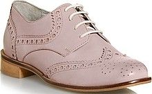 туфли, оксфорды, женские, бежевые, кожаные, с острым носом, остроносые, на высоком каблуке