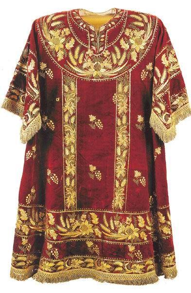 """""""Сокровища Московского Кремля""""  - - www.Museum.ru - -treasure Moscow Kremlin Gold(en) embroidery"""