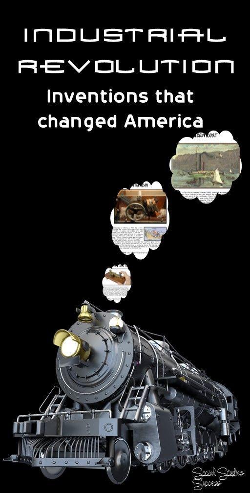 American Industrial Revolution Essay?