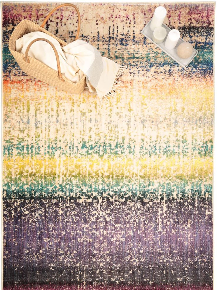 Benutade Moderne Teppiche Kurzflor Teppich Pintura I2 30696 0
