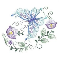 Rippled Dancing Butterflies 3 - 3 Sizes! | What's New | Machine Embroidery Designs | SWAKembroidery.com Ace Points Embroidery