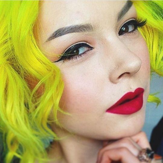 hairsmart yellow hair color