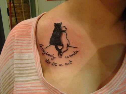 Top Collar Bone Tattoo Ideas ( Part 2) (10)