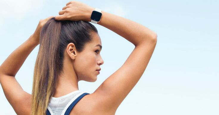 How to Use Fitbits New Period Tracker When You're Trying to Conceive  Sponsor Logo:  Friday March 16 2018  Dek:  The trackers new app offers women a way to stay on top of their healthand if you're TTC maybe even get pregnant.  Photo: Fitbit  This article originally appeared on Parents.com by Riyana Straetker.  In a move to hopefully help women understand how their menstrual cycle relates to overall health Fitbit has introduced period tracking on its newest device the Fitbit Versa (available…