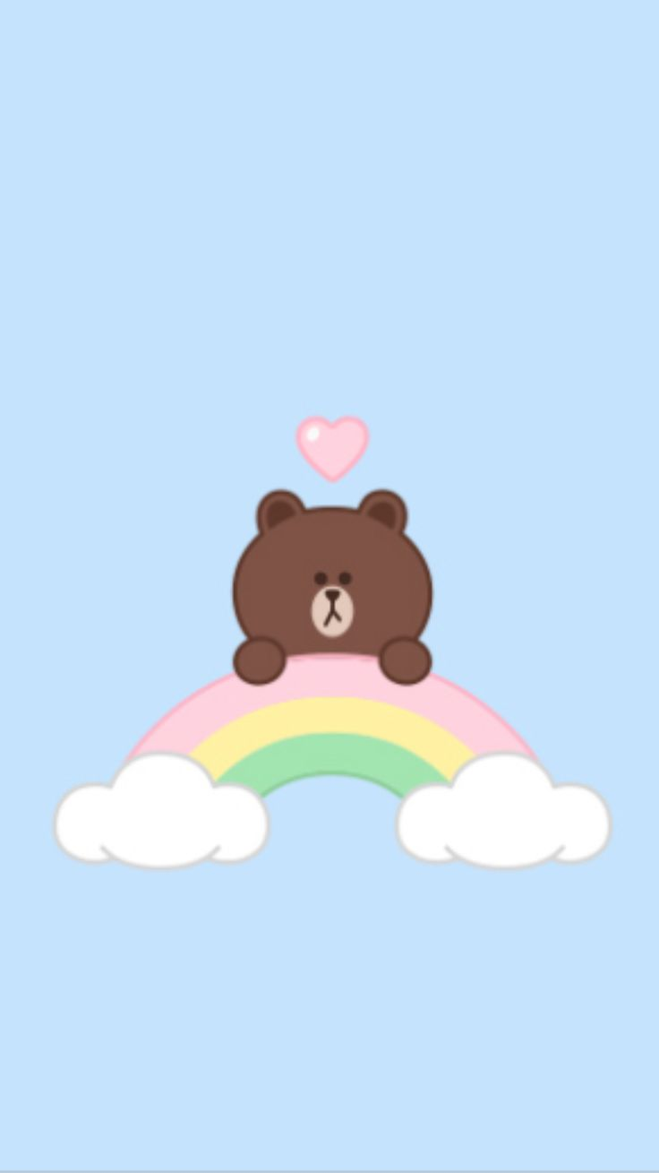 Love Wallpaper Line : 34 Best images about Line Friends????? on Pinterest ...