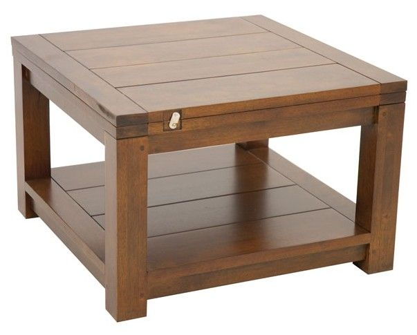 Table Basse Extensible Attan 60cm Table Basse Extensible Table Basse Table Basse Bois