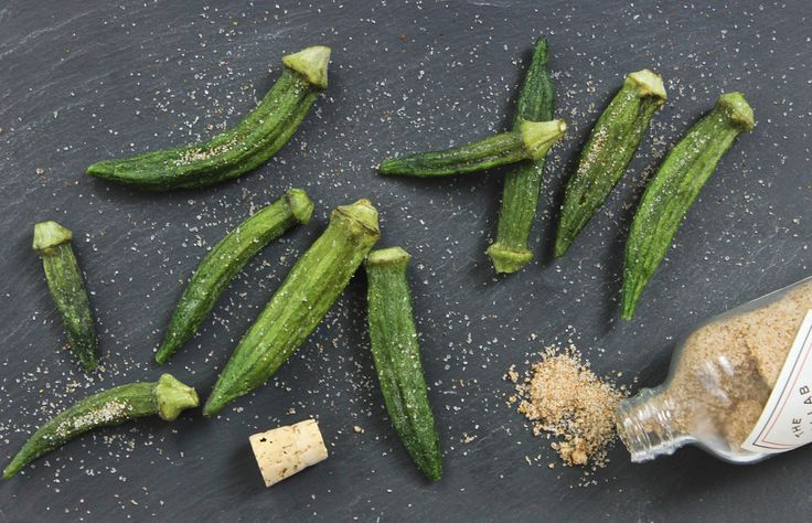 Dehydrated Okra – The Chili Lab