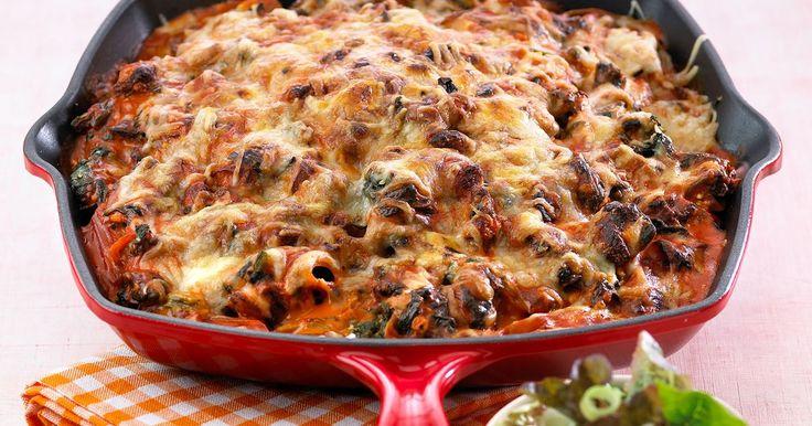 Hytteost er et godt supplement til kød i mange retter og så er det magert og med højt proteinindhold.