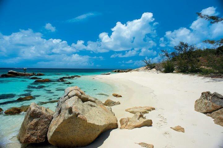 Lizard Island on The Great Barrier Reef in Queensland!
