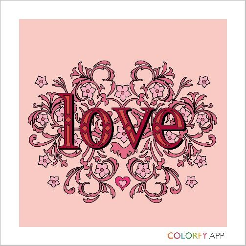 28 best colorfy images on Pinterest   Coloring books, Colouring ...