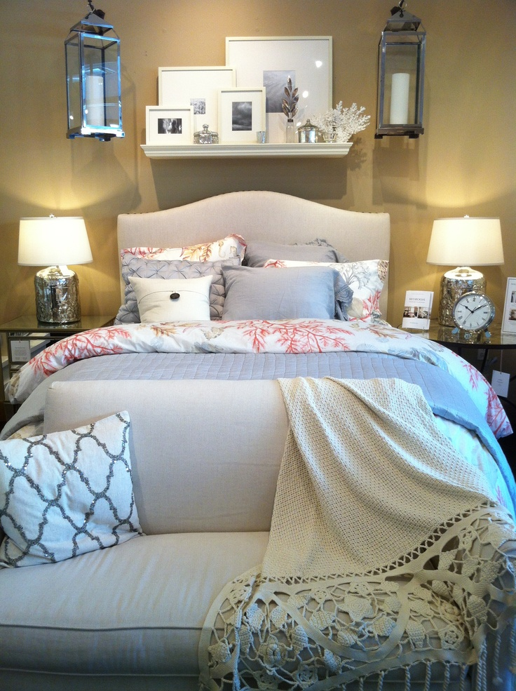 17 Best Images About Pottery Barn Bedroom On Pinterest