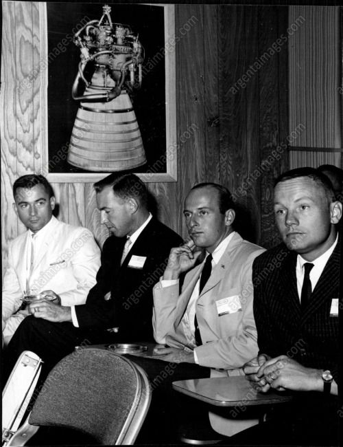 Astronaut Fashions, lightthiscandle: John Young, Jim Lovell, Pete...