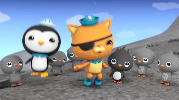 DVD Review: Octonauts: The Great Swamp Search by KIDS FIRST! Film Critic Sahiba K. #KIDSFIRST! #Octonauts