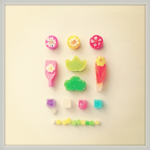 Japanese gummy candy. #candy #sweet #webstagram #japanese - @Ayaka Taga- #webstagram