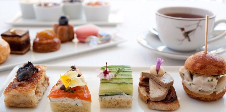 elegant tea menu | High Tea: An Elegant Afternoon Ritual | Kym RodgerKym Rodger