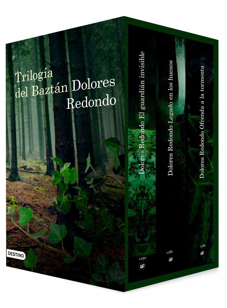 estuche trilogía del baztán-dolores redondo-9788423348985