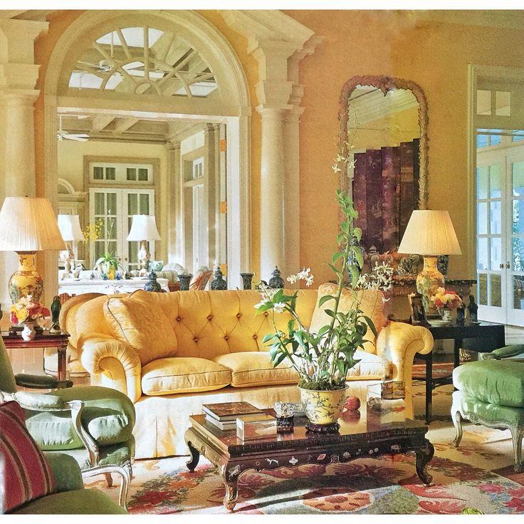 Mr. And Mrs. John Mashek, Palm Beach, Interior Design By