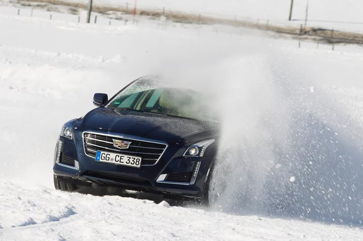 #CadillacExperience #Gstaad #Swiss #cars #automobile #testdrive #Cadillac #Horsepower #snowtrack