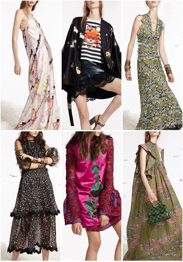 Os destaques de estampas apresentadas na Semana de Moda de Nova York para a Primavera/Verão 2017