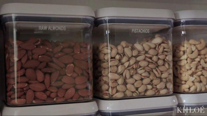 Exactly how to organize your pantry just like Khloe Kardashian's - come see!