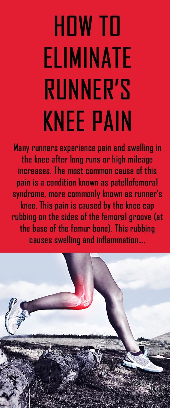 Strategies for dealing with runner's knee pain... and making it go away!
